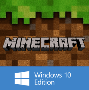 Minecraft Windows 10 Edition Key